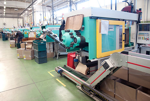 Reaction Injection & Plastic Injection Molding Services